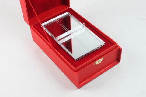 红双喜苏州世乒赛纪念款水晶小球台