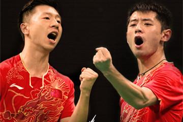 【视频】张继科vs马龙 直通吉隆坡选拔赛 观众视角,科龙大战!